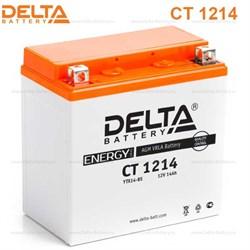 АКБ Delta CT1214 - фото 5182