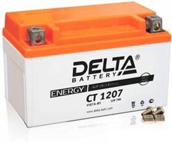 АКБ Delta CT1207 - фото 6229