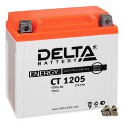 АКБ Delta CT1205 - фото 6230
