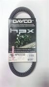 Усиленный ремень вариатора dayco HPX2233