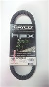 Усиленный ремень вариатора dayco HPX2236