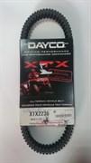 Усиленный ремень вариатора dayco XTX2236