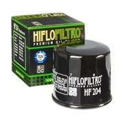 Фильтр масляный HifloFiltro HF204   5GH-13440-50 16097-0007 3201-044