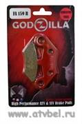 Колодки GODZILLA  FA159R