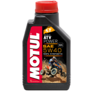 Масло MOTUL ATV POWER 4T 5W40 1 литр  105897