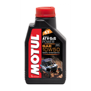 Масло MOTUL ATV S×S POWER 4T 10W50 1 литр  105900