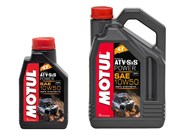 Масло MOTUL ATV S×S POWER 4T 10W50 4 литра  105901