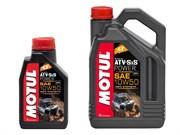 Масло MOTUL ATV S×S POWER 4T 10W50 4 литра  105901