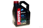 Масло MOTUL ATV-UTV 4T 10W40 4 литра  105879