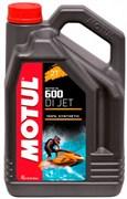 Масло для гидроцикла MOTUL 600 DI JET 2T 4 литра  105872