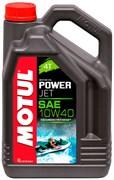 Масло для гидроцикла MOTUL POWERJET 4T 10W40 4 литра  105874