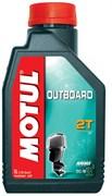 Масло MOTUL OUTBOARD 2T 1 литр  106610