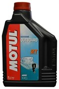Масло MOTUL OUTBOARD 2T 2 литра  106611