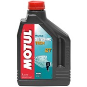 Масло MOTUL OUTBOARD TECH 2T 2 литра  106614