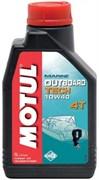 Масло MOTUL OUTBOARD TECH 4T 10W40 1 литр  106397