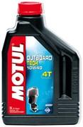 Масло MOTUL OUTBOARD TECH 4T 10W40 2 литра  106368