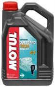 Масло MOTUL OUTBOARD TECH 4T 10W40 5 литров  106354