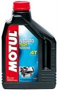 Масло MOTUL INBOARD TECH 4T 10W40 2 литра  106417