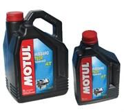 Масло MOTUL INBOARD TECH 4T 10W40 5 литров  106419