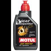 Масло MOTUL GEAR COMPETITION 75W140 1 литр  105779