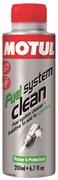 Присадка для промывки топливной системы MOTUL FUEL SYSTEM CLEAN MOTO 200 мл  104878