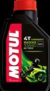 Масло MOTUL 5000 4T 10W40 1 литр  104054