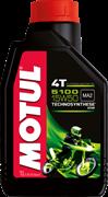 Масло MOTUL 5100 4T 15W50 1 литр  104080