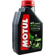 Масло MOTUL 5100 4T 15W50 2 литра  104082