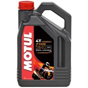 Масло MOTUL 7100 4T 5W40 4 литра  104087