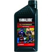 масло yamalube двухтактное полусинт. 2s