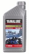 масло yamalube 0w30 4 t