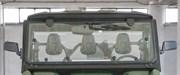 Передняя панель + стеклоомыватель и стеклоочиститель на Yamaha Viking VI