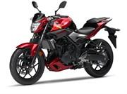 Мотоцикл MT-03A