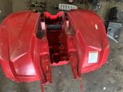 ОБЛИЦОВКА ЗАДНЯЯ  SYM ATV600 RED